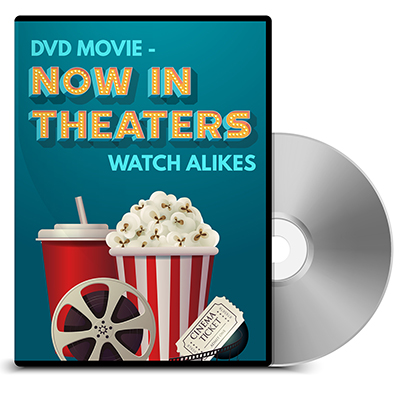 Visit our DVD Movie Watch Alikes: Now in Theaters list