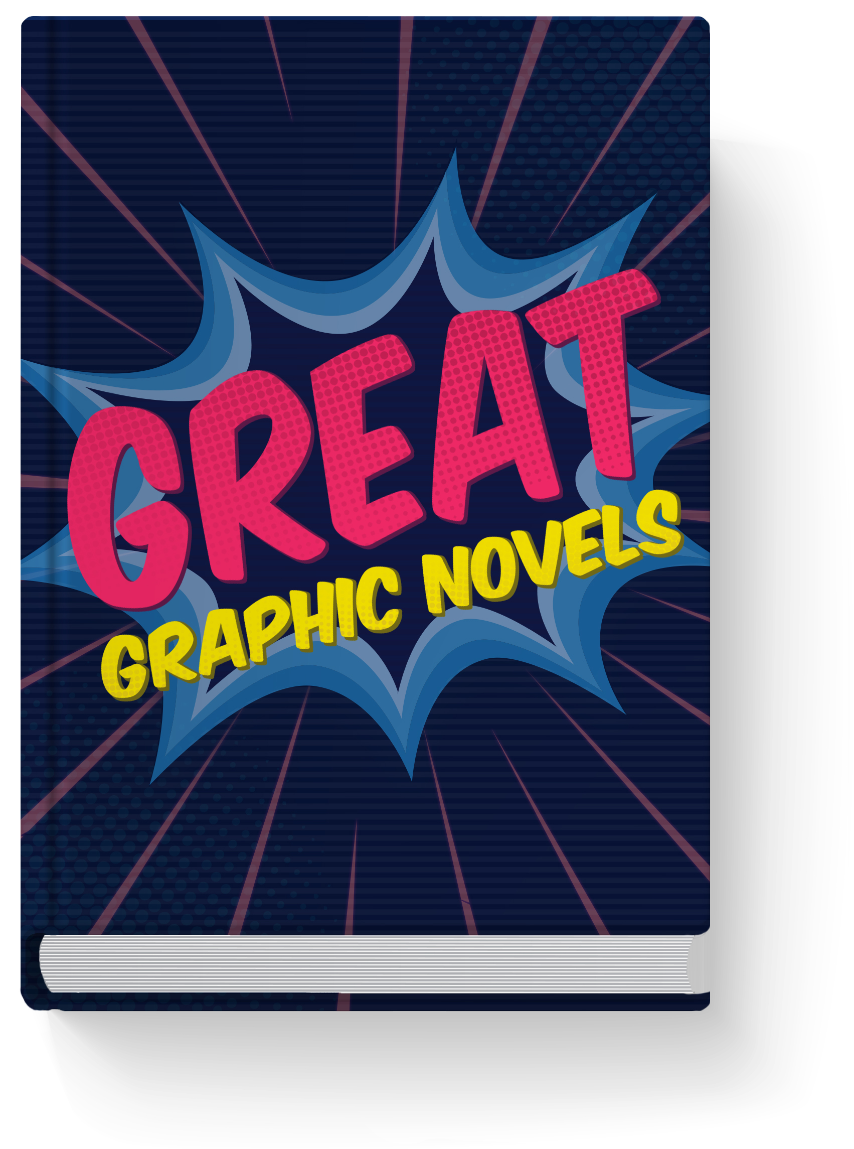 Visit our web catalog about Great Graphic Novels for Teen books.