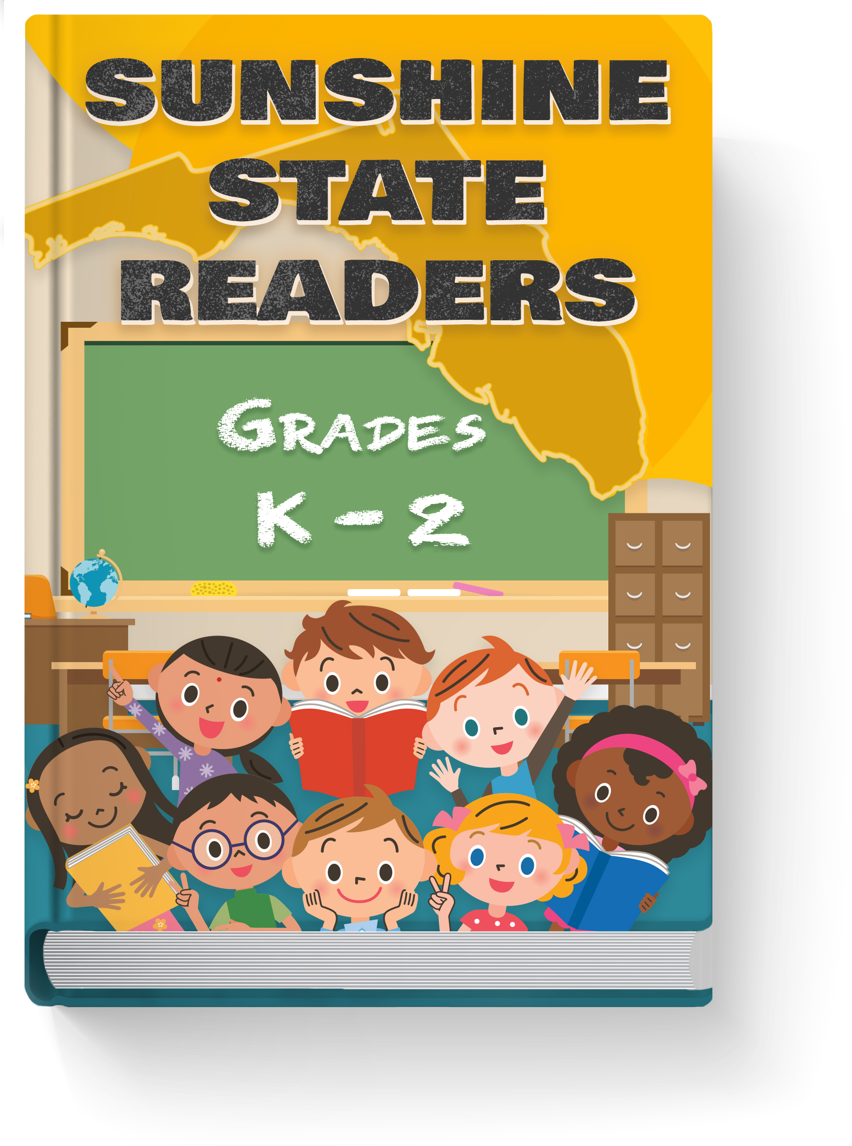 Visit the 2020-2021 Sunshine State Readers for Junior's K through Two list